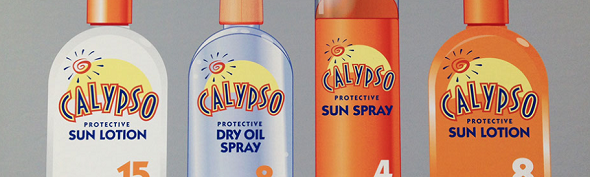 Calypso sun lotions are suitable for the whole family and protect all skin types from the harmful effects of both UVA and UVB rays.